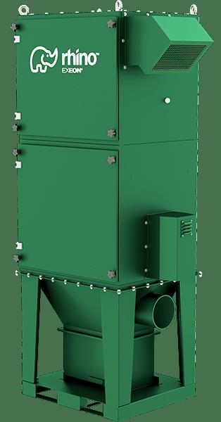 rhino shaker unit