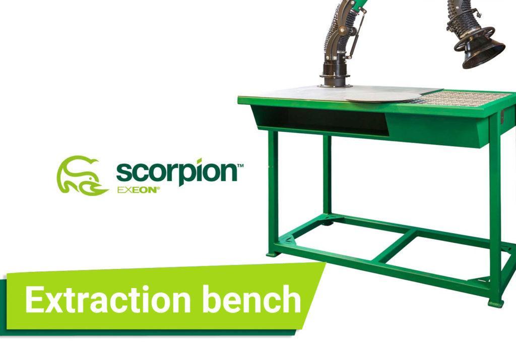 scorpion-extraction-bench