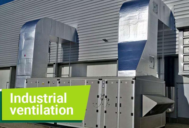 Local Exhaust Ventilation System Design Installation