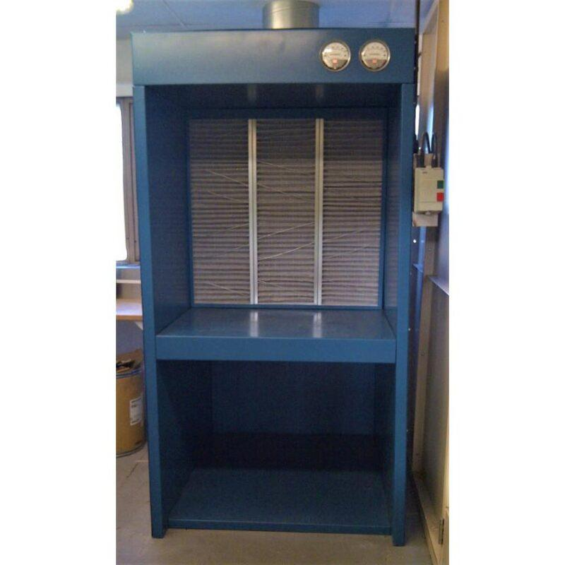 Benchtop Booth